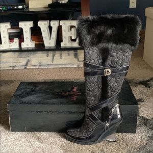 Authentic Boots